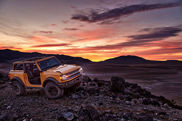 Ford to reveal all-new Bronco on July 13