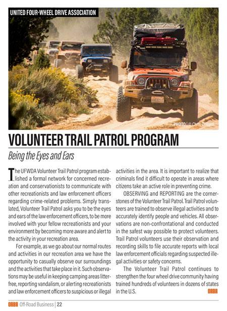 New ORBA magazine highlights United