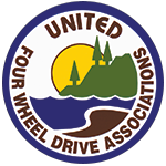 United Four Wheel Drive Associations logo